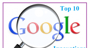 top 10 google innovations