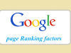 Google ranking factors
