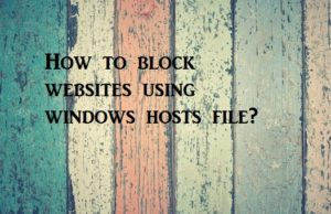 windows-hosts-file