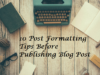 post-formatting-tips