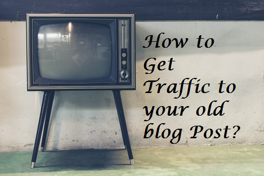 traffic-to-old-blog-post