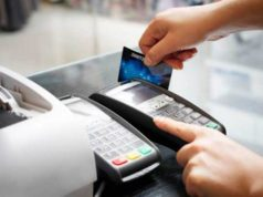 cashless transactions.