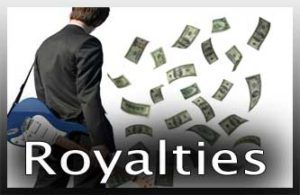 Earn royalties