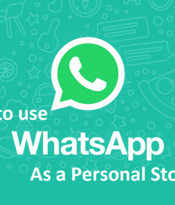 whatsapp-Personal-storage